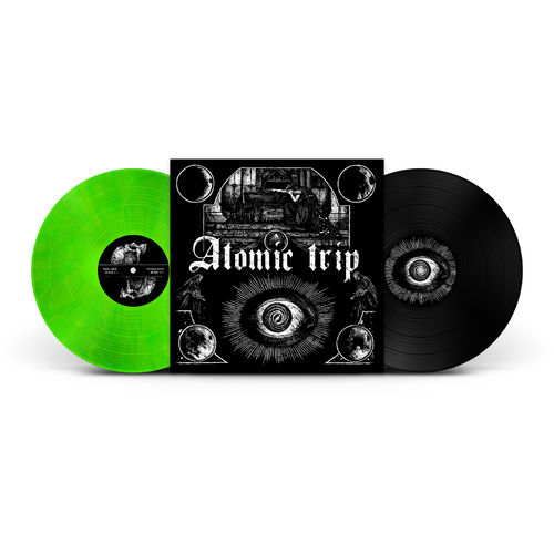 ATOMIC TRIP 'Strike #1' LP