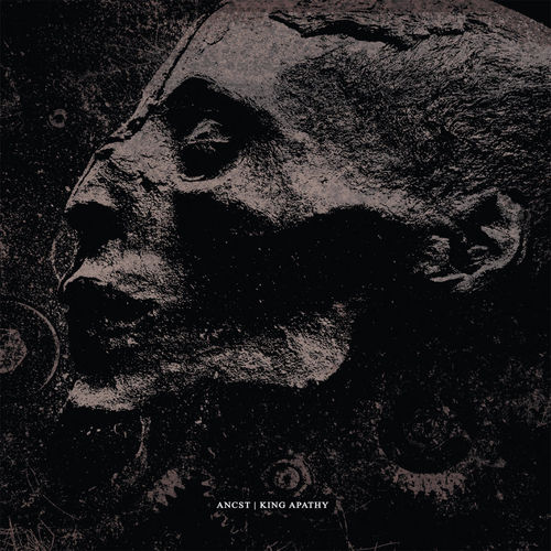 ANCST   KING APATHY Split LP