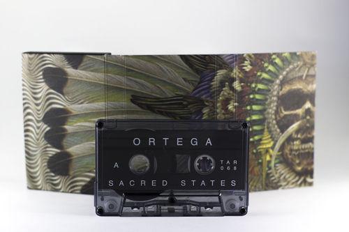 ORTEGA 'Sacred States' Cassette