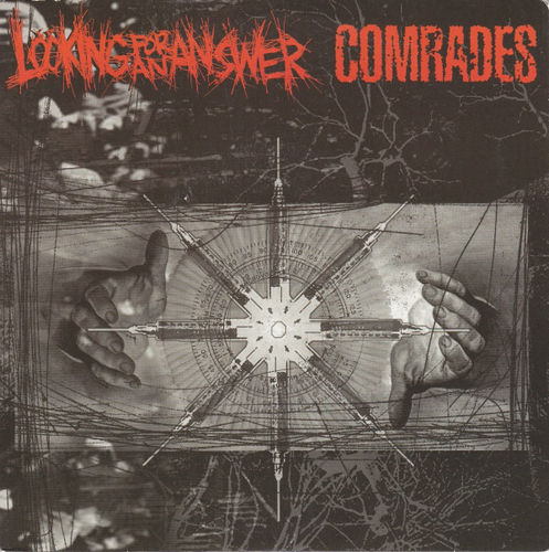 """LOOKING FOR AN ANSWER   COMRADES Split 7"""""""