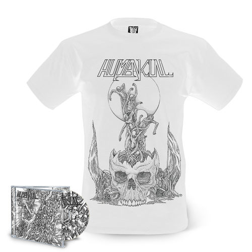 HUMAN CULL 'Revenant' CD + T-Shirt