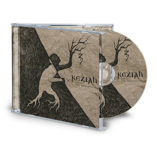 KEZIAH 'The Unknown' CD