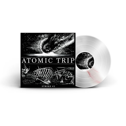 ATOMIC TRIP 'Strike #2' LP