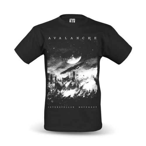 AVALANCHE 'Interstellar Movement' T-Shirt