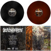DECAYING PURITY 'Malignant Resurrection Of The Fallen Souls' Gatefold LP
